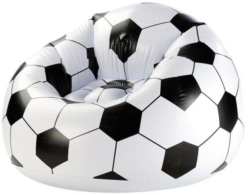 Aufblasbarer Fussballsessel Zur Em Wm Fussball Deko