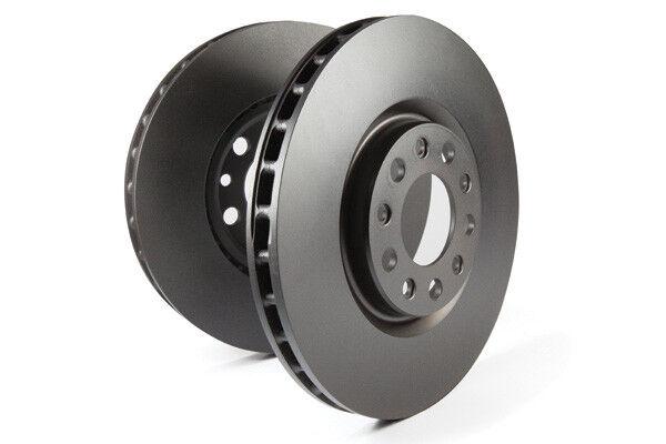 EBC Brakes RK1410 RK Series Premium OE Replacement Brake Rotor