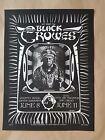 Black Crowes Santa Barbara / San Diego 1991 Concert Poster Artwork Mike Dole