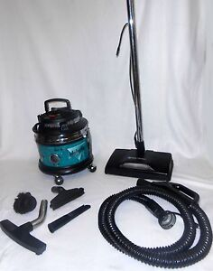 Image Is Loading 70th Anniversary Filter Queen Vacuum Cleaner Canister W