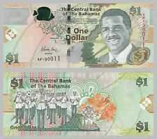 Bahamas 1 Dollar 2015 unc.