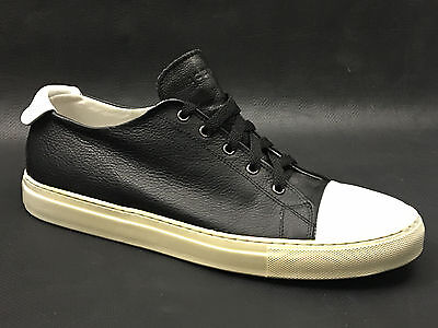 quality design a0d38 7a960 ICE ICEBERG Low-Tops Trainer Mens Sneakers Black Size EUR.45 US.12 | eBay