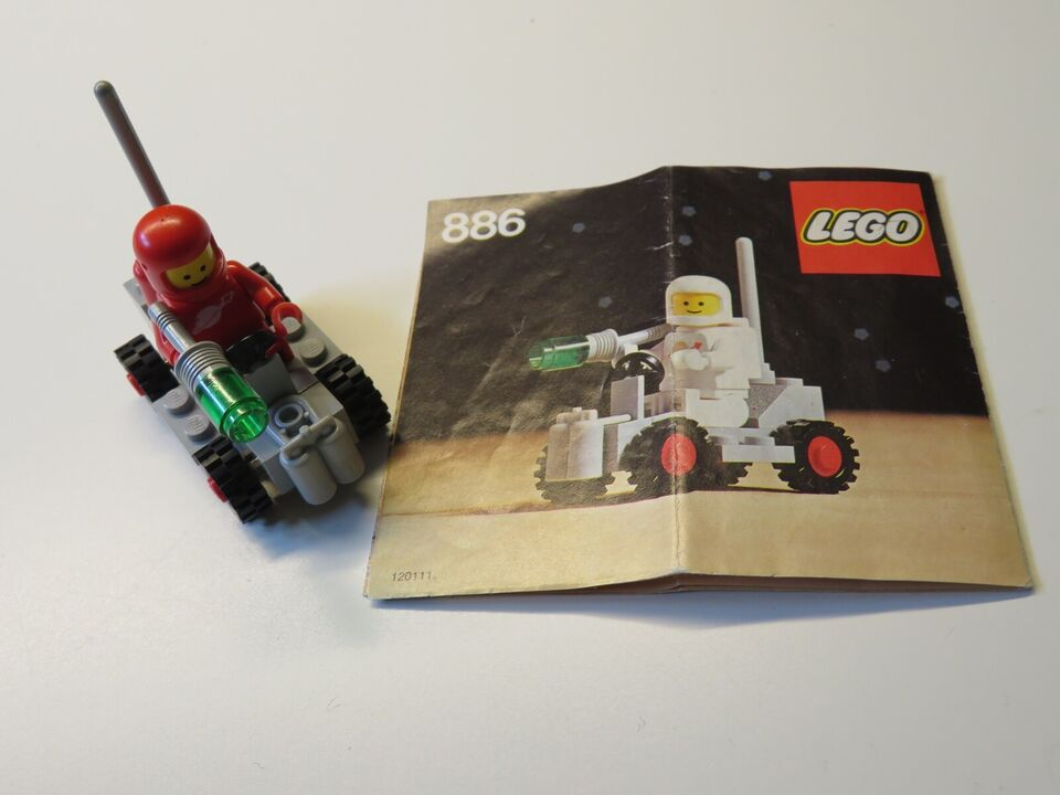 Lego andet, 886