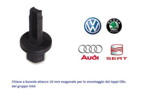 Chiave Bussola per Tappi Olio Plastica AUDI-SEAT-SKODA-VW Beta 1494VW