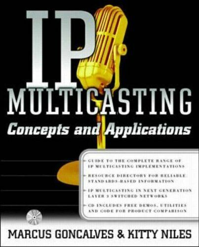 IP Multicasting (Networking Series), Goncalves, Marcus & Niles, Kitty, Used; Goo