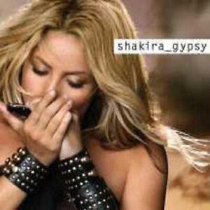 SHAKIRA-034-GYPSY-034-CD-2-TRACK-SINGLE-NEW