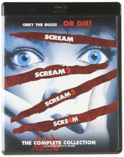 Scream Comp Collection (Ws)  Blu-Ray NEW