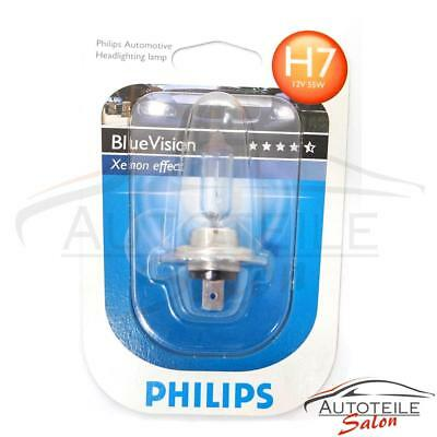 Philips BlueVision H7 12972BV+B1 4000k