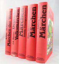 5x Märchen Edition im Weltbild Bücherdienst Bücherpaket Konvolut Sammlung