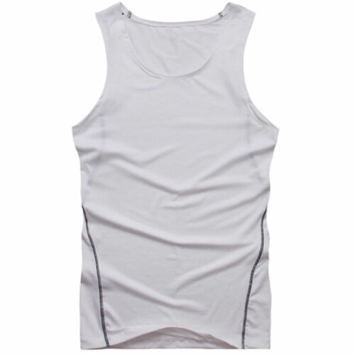 Mens Sport Fitness Under Compression Baselayer Short Sleeve T-Shirt Athletic Top
