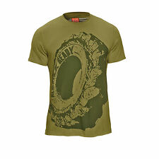 5.11 Tactical Recon TIRE Mens T-shirt -OLIVE DRAB  UNDER BRUSH-    L