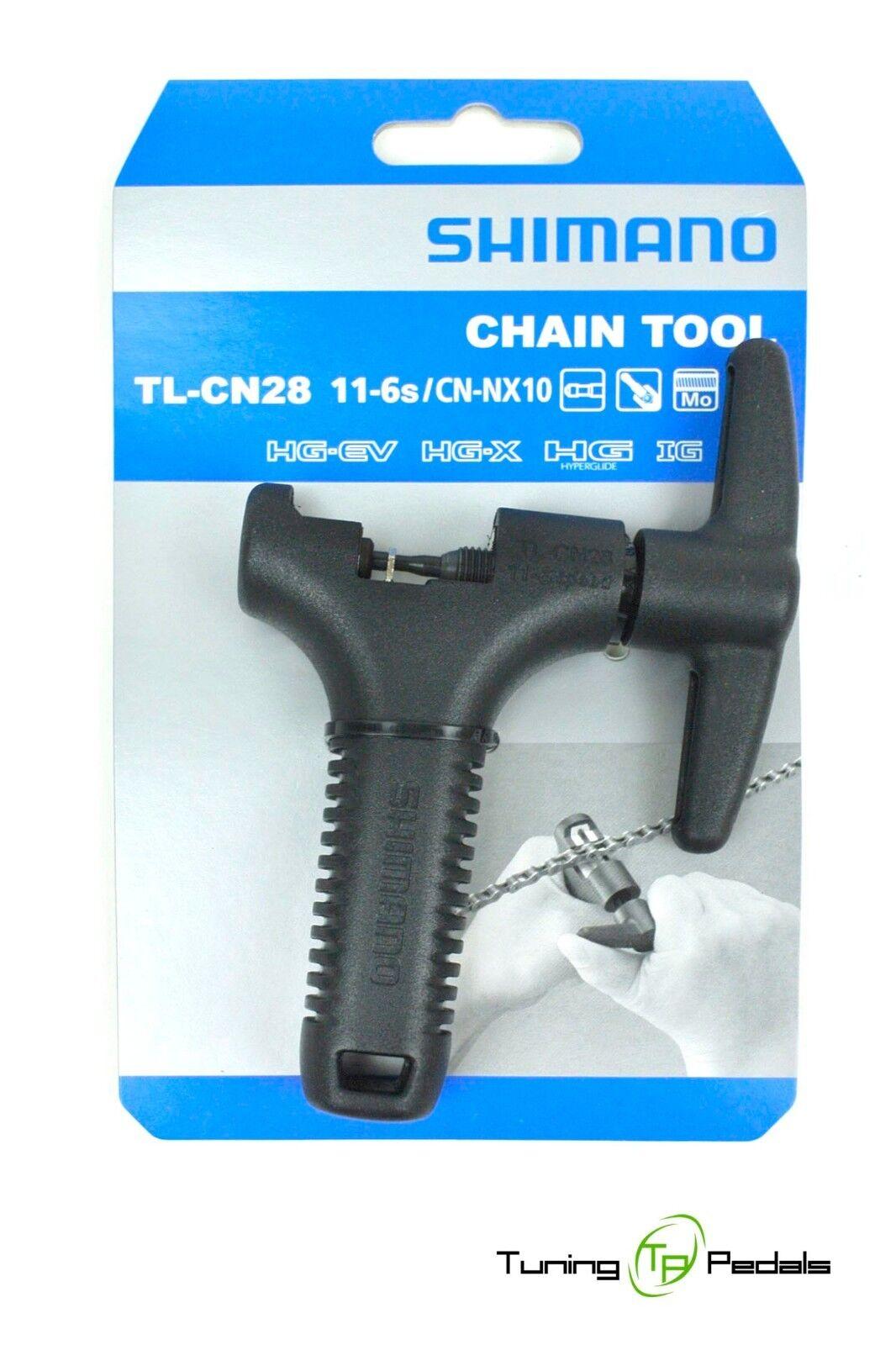 Shimano Remachadora Für 6 7 8 9   10 11-fach Cadena Tl-cn28-Y13098500