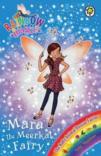 1 of 1 -  #136 Mara the Meerkat  Fairy by Daisy Meadows Paperback Book