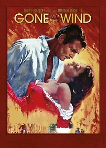 Gone-With-The-Wind-1940-War-Romance-Movie-PAL-DVD-UK-Brand-New