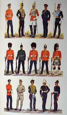 HISTORY OF THE REGIMENTS & UNIFORMS OF THE BRITISH ARMYCivil War to WW2
