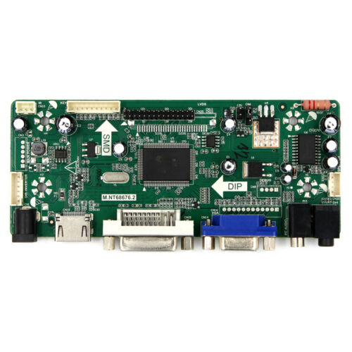 """HDMI DVI VGA AUDIO LCD controller board 17.3/"""" 1920x1080 30pin edp LCD Display"""