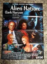 ALIEN NATION: Dark Horizon * A1 VIDEO-POSTER  German 1-Sheet ´95 GARY GRAHAM