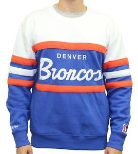 detailed look 428a3 67897 Details about Denver Broncos Mitchell & Ness NFL