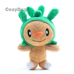 XY-Chespin-Soft-Plush-Toy-Stuffed-Collectible-Figure-Doll-22CM-8-7-039-039-Xmas-Gift