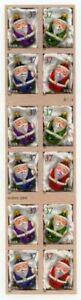 HOLIDAY ORNAMENTS STAMP BOOKLET -- USA #3883-#3886 37 CENT CHRISTMAS