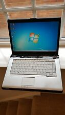 "Toshiba Satellite A210 Portátil Notebook 15.4"" 3GB 160GB AMD Turion Windows 7"
