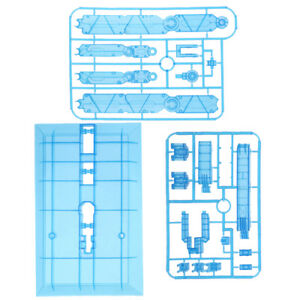 Model Parts Action Base Display Stand for 1//60 1//100 Gundam Figure Blue