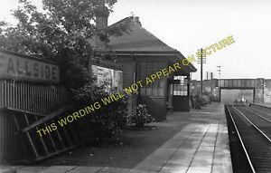 Fallside Railway Station Photo. Uddingston to Bothwell and ... | 300 x 191 jpeg 13kB