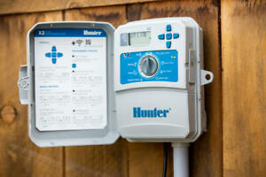 Hunter-X2-4-Station-Outdoor-Controller