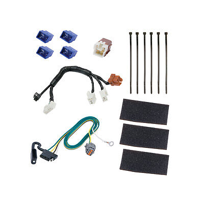 Trailer Wiring Harness Kit For 14-19 Nissan Pathfinder Infiniti QX60 NEW |  eBay | 2014 Pathfinder Trailer Harness |  | eBay