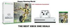 NEW XBOX ONE S 500GB CONSOLE+FIFA17 GAME DLC+1MONTH EA ACCESS+LATEST 4K(IMPORTED