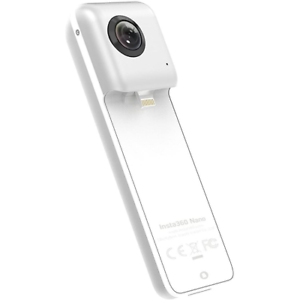 Insta 360 Nano S 4K Cámara para Smartphone-Blanco