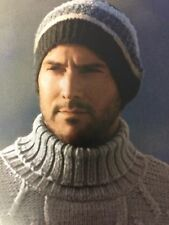 Mens Striped Hat Knitting Pattern
