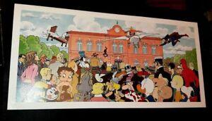 Vittorio-Giardino-poster-67x32-non-firmato-Jonas-Fink-fumetti