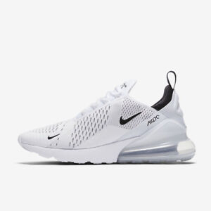 14e0c373663a Image is loading NIKE-AIR-MAX-270-AH8050-100-WHITE-BLACK