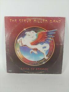 Steve Miller Band - Book Of Dreams Vinyl LP  1977  Capitol