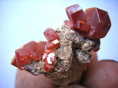 VANADINIT Kristallstufe