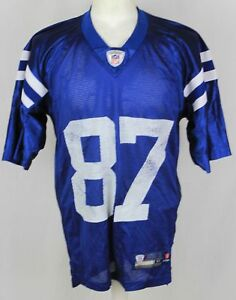 Indianapolis-Colts-Reebok-NFL-Jersey-87-Wayne-Talla-M-235-P