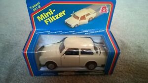 Antikspielzeug Trabant 601-s Mini-flitzer Mit Rückzugsmotor Neu U Original Verpackt Modernes Design