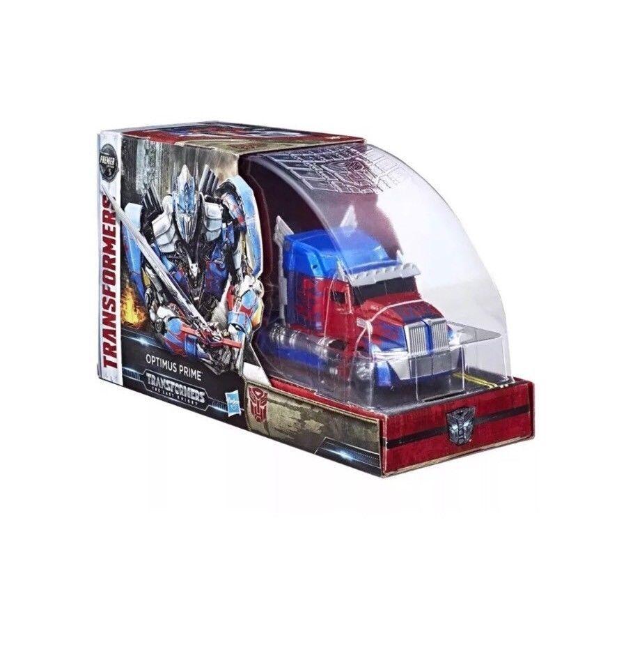 SDCC 2017 Transformer The Last Knight Optimus Prime Hasbro