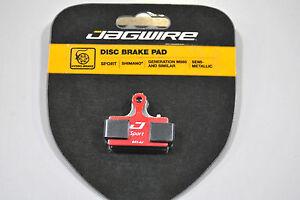 Pastiglie-JAGWIRE-Compatibili-impianto-SHIMANO-XT-XTR-BRAKE-PADS-JAGWIRE