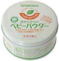 hkt1065 New WAKODO Baby powder SICCAROL Natural 120g Made in Japan