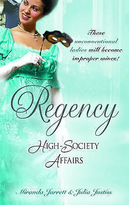 Jullia justiss, Miranda Jarrett, Sparhawk's Angel (Regency High-society Affairs)