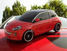"Opel ""Adam"" RC carrocería escala 1:10 sin pintar con Decals & ventana máscaras"