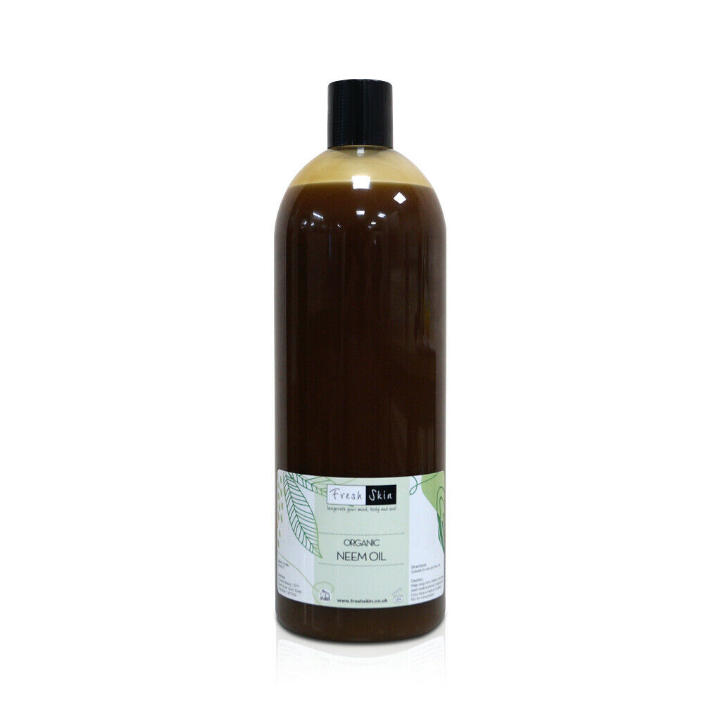 1000ml Organic Neem Oil - 100% Pure - Natural Insecticide (1 Litre)
