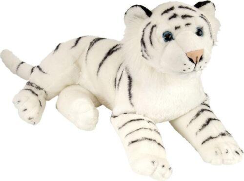 Wild Republic 12766 Weißer Tiger 40 cm Kuscheltier Plüschtier