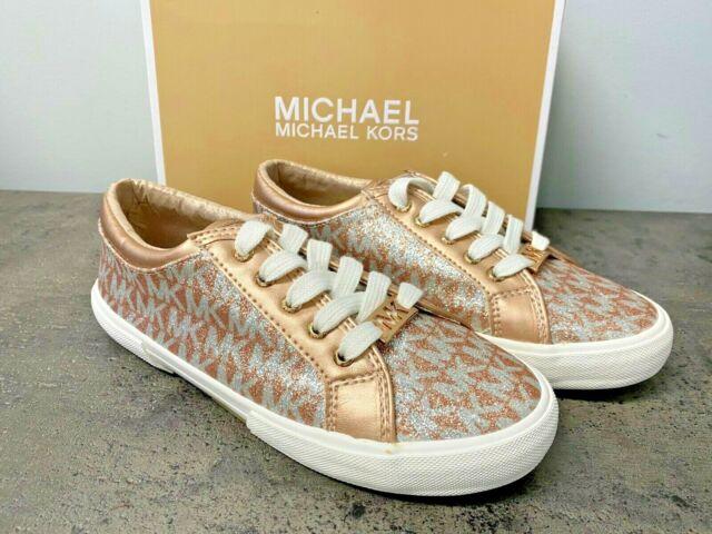 rose gold canvas shoes
