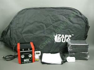 NEW-ZappBug-Heater-Electric-Bed-Bug-Killer-Corded-Home-Insect-Pest-Control-NIB