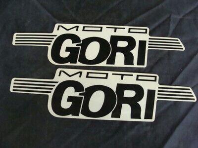 Compiacente Adesivi Moto Gori