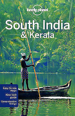 """1 of 1 - Lonely Planet South India & Kerala (Travel Guide) """"BRAND NEW"""""""