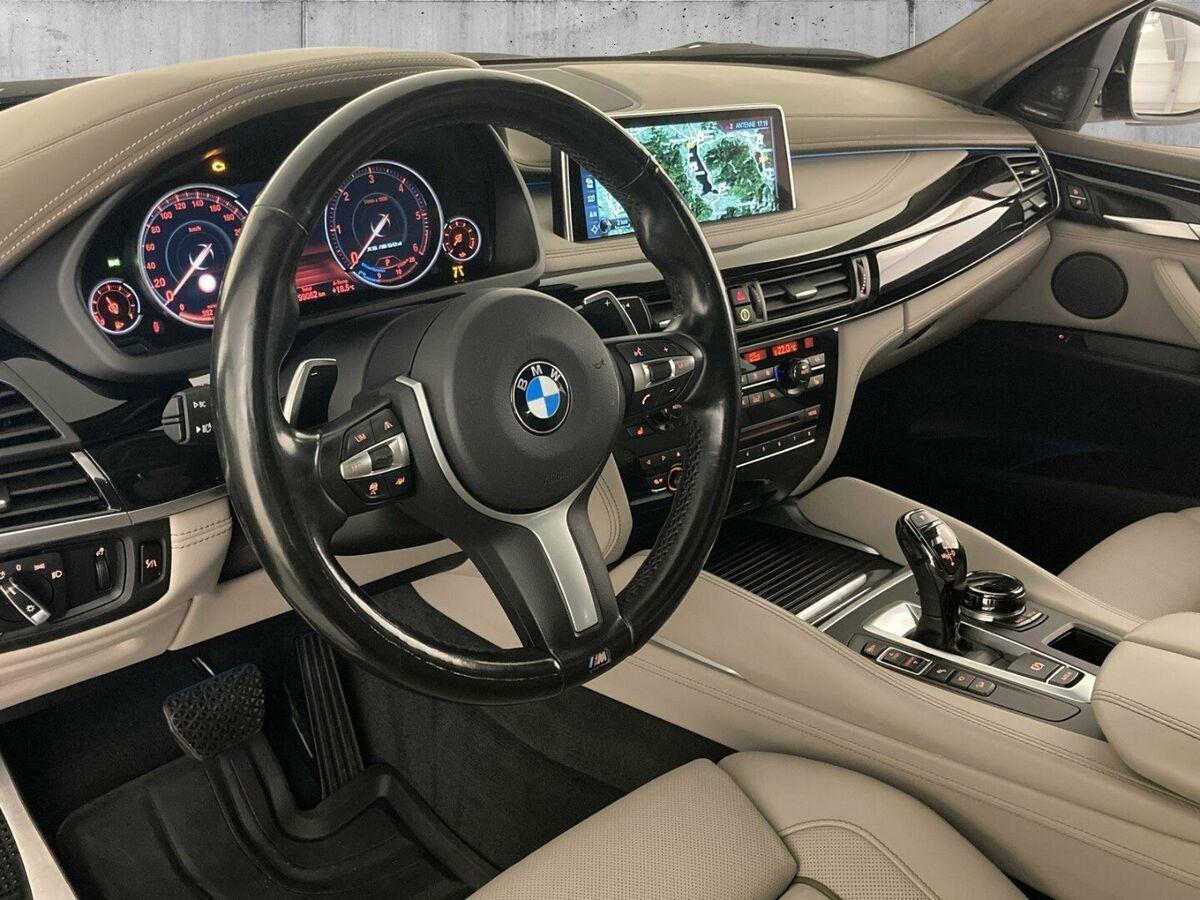 BMW X6 M50d xDrive aut.